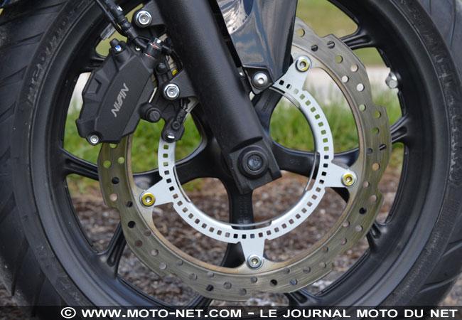 Essai longue distance Honda NC750X 2021 Essai-22