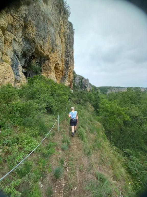 petite randonnée dans le Morvan Falais11