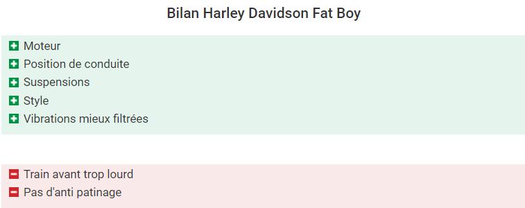 Comparatif – Harley Davidson Fat Boy VS BMW R18 : deux visions du cruising Ffff17
