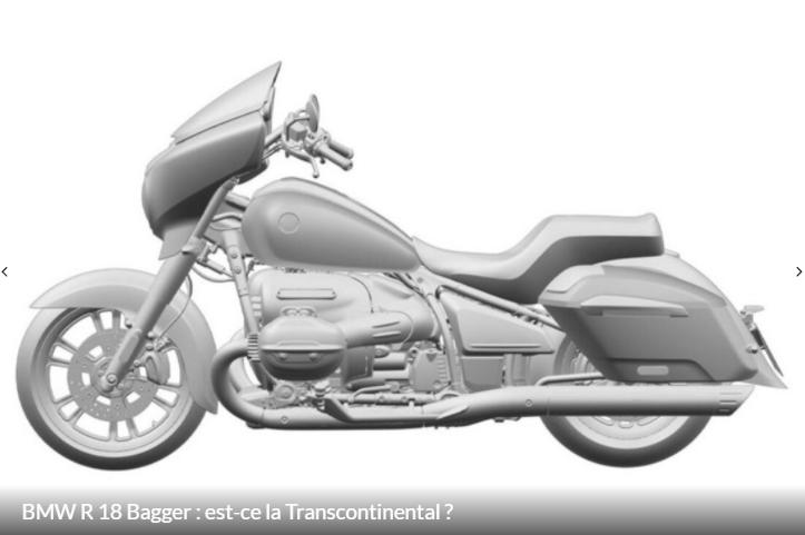 BMW R18 Transcontinental : la version bagger ? Ffrt10