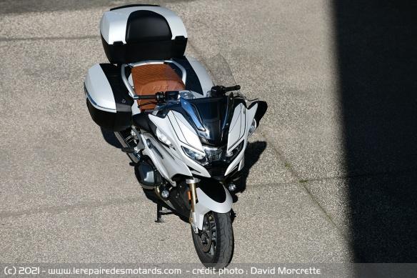 Essai 3500km BMW 1250 RT 2021 (+ vidéo) Garde-10