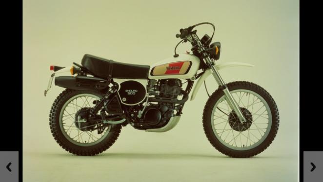 Yamaha XT 500 1981 : gromono devenu mythique (+vidéo) Gggg31