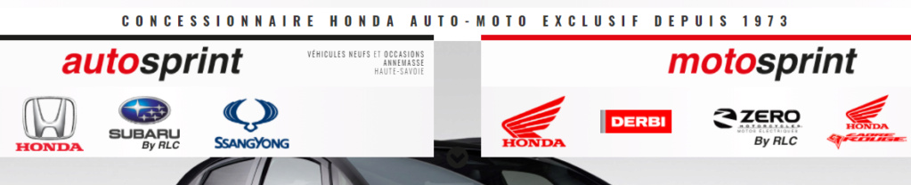 Concessions Honda  Auto  + Moto Gggg33