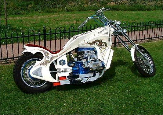 Goldwing  comique ou pas Goldwi11