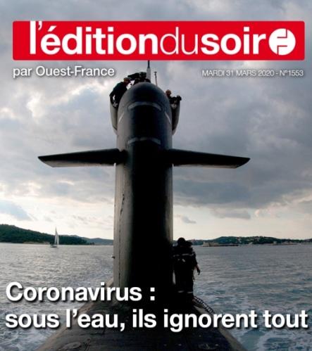 À bord des sous-marins nucléaires, ils ignorent tout du coronavirus Image-10