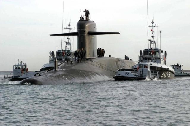 À bord des sous-marins nucléaires, ils ignorent tout du coronavirus Image-14