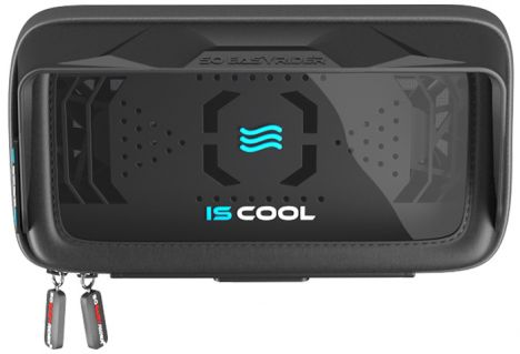 Support de smartphone IS COOL avec ventilateur intégré Iscool12