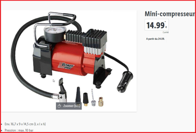 Mini-compresseur Jjjh11