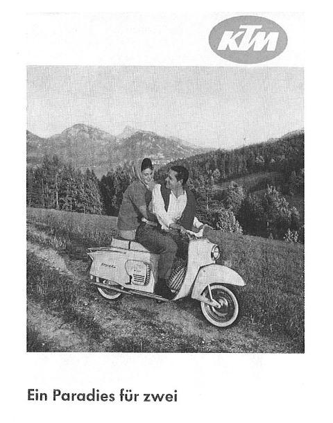 Quand KTM vendait aussi des scooters… Ktm-po14