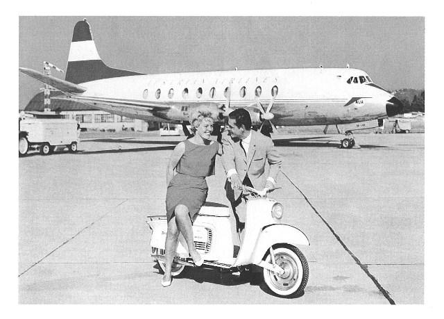 Quand KTM vendait aussi des scooters… Ktm-po18