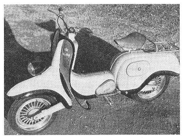 Quand KTM vendait aussi des scooters… Ktm-sc10