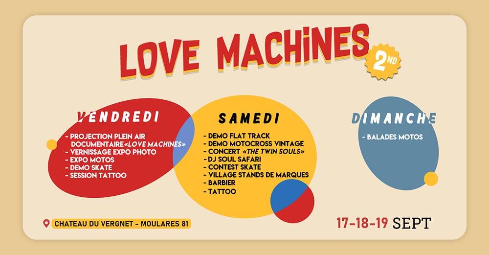 Love Machine II à Moularès (81) 17-19 Sept. Love-m11