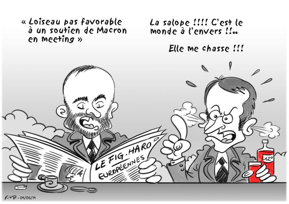 Actu en dessins de presse - Attention: Quelques minutes pour télécharger - Page 18 Macron10