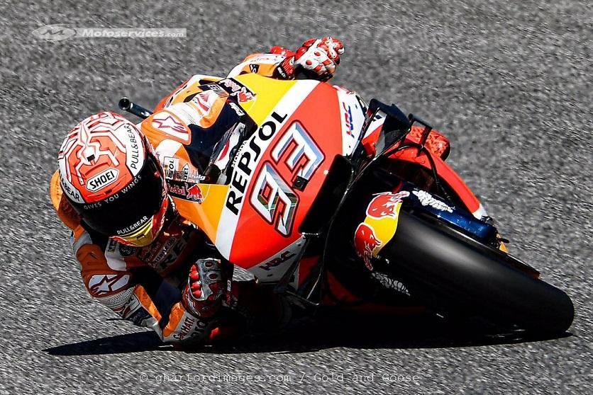 Parier sur le MotoGP  Marque10