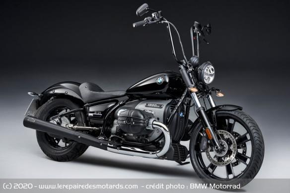 BMW dévoile la R 18 Moto-c12