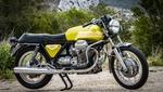 V7 750 Sport : la Guzzi la plus sportive de l'Histoire (+vidéo) Moto-g14
