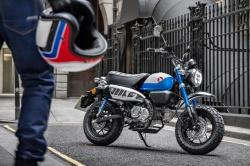 Moto Honda Monkey 2022 (+vidéo) Moto-h10