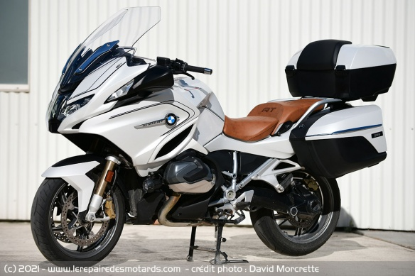 Essai 3500km BMW 1250 RT 2021 (+ vidéo) Option10