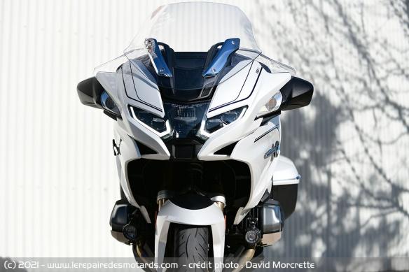 Essai 3500km BMW 1250 RT 2021 (+ vidéo) Phares10