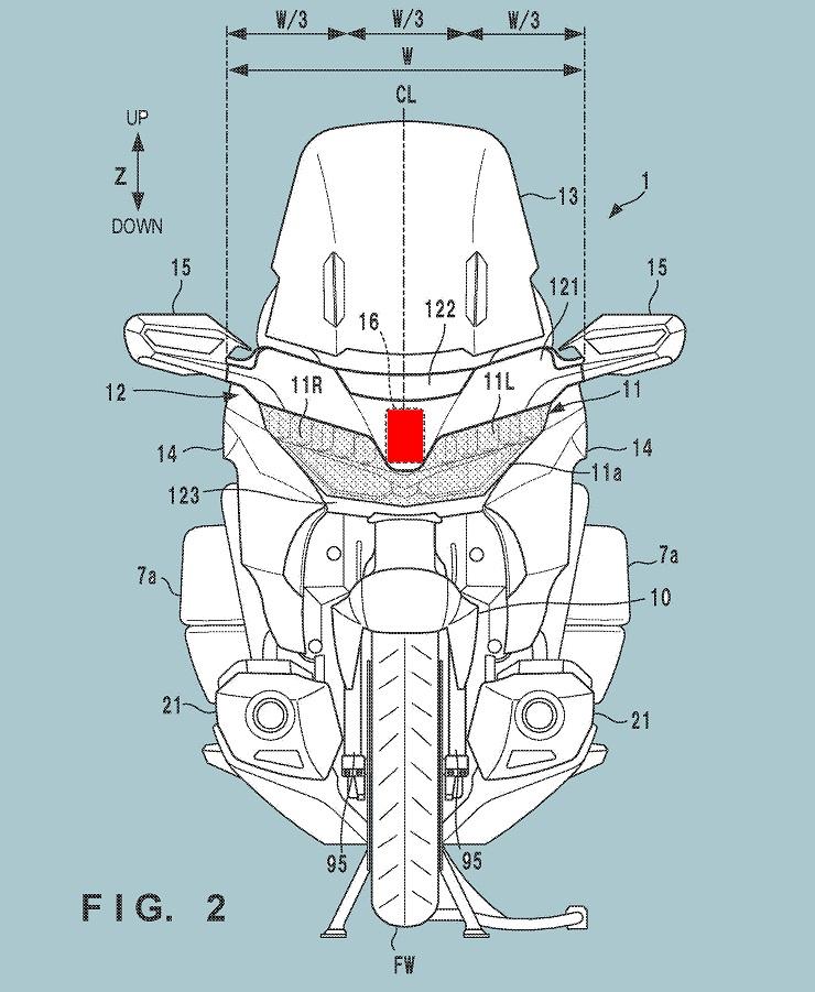 Après Ducati et BMW, au tour de la Goldwing de passer au radar Radar_12