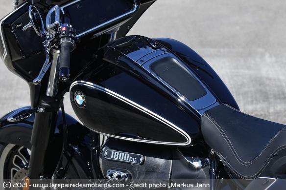 Essai BMW R18 B - B comme Bagger Reserv12