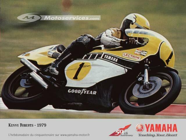 MotoGP : Les USA à sec depuis 2006 ! Robert12