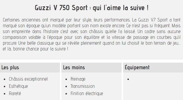 V7 750 Sport : la Guzzi la plus sportive de l'Histoire (+vidéo) Rrrrrr52