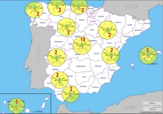 En Espagne, les prunes tombent du ciel (drônes) S1-en-11