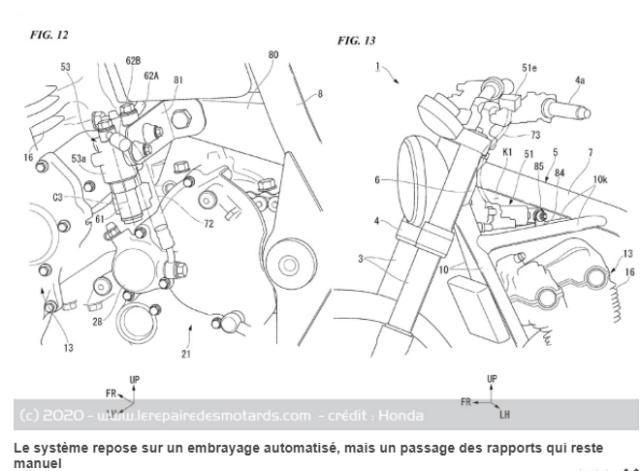 Embrayage moto auto : le retour du Hondamatic Snip1164