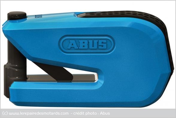 Antivol moto connecté bloque-disque Abus Snip1210