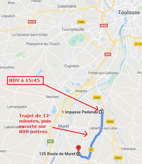 Occitanie - Escorte Goldwing au mariage d'Anita et Laurent  - Page 2 Snip_419