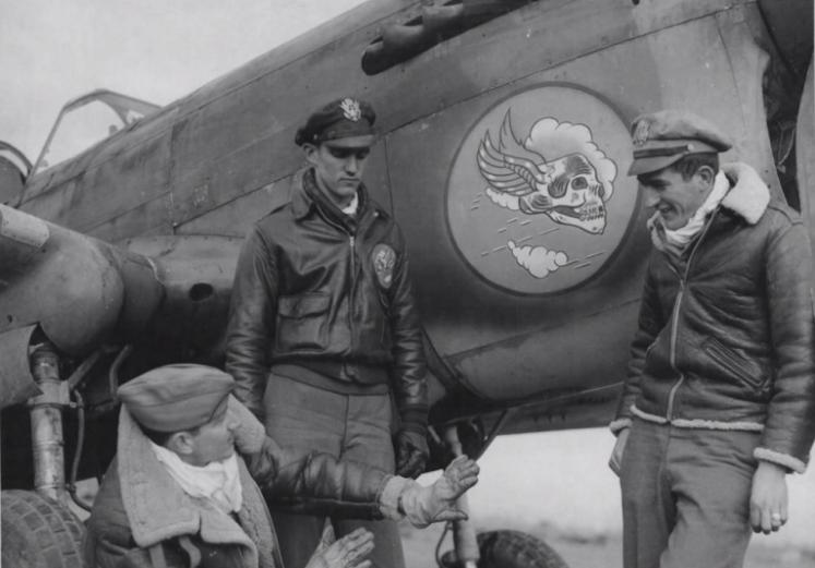 Le cuir des héros : La saga des blousons d'aviateur Snip_612