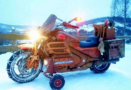 Goldwing  comique ou pas Snow_c11