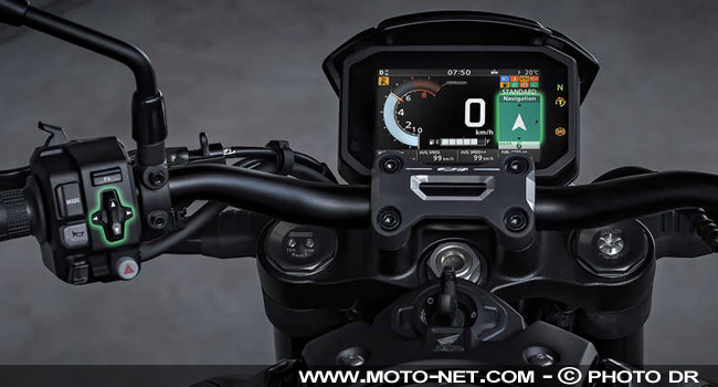Application mobile Honda Roadsync pour moto et scooter Szedz10