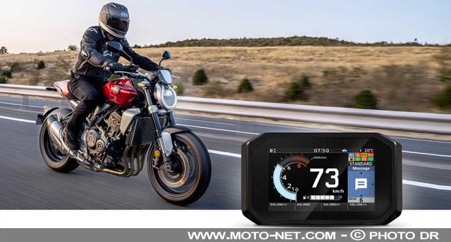 Application mobile Honda Roadsync pour moto et scooter Szedzs10