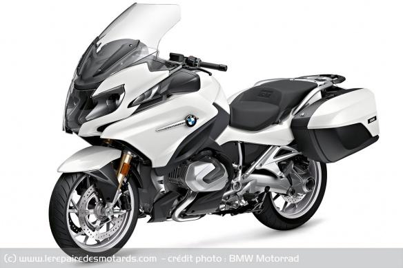 Essai 3500km BMW 1250 RT 2021 (+ vidéo) Tech-b10