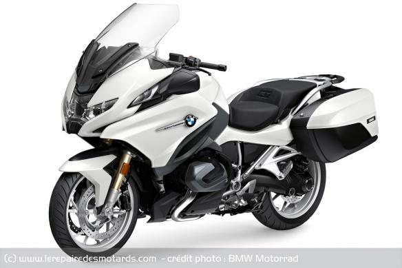 Essai 3500km BMW 1250 RT 2021 (+ vidéo) Tech-b11