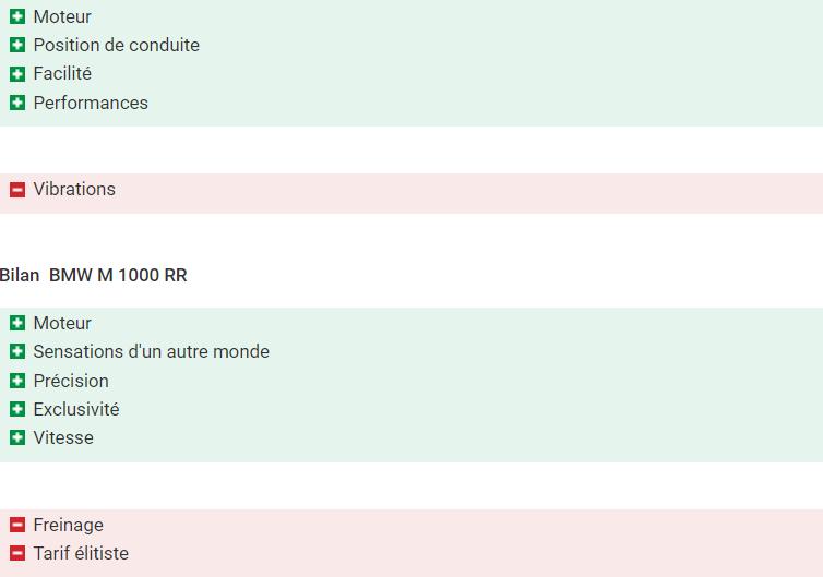 Comparatif - BMW M 1000 RR VS BMW S 1000 RR  : compé client contre best seller Tggggg10