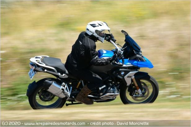 Comparatif - BMW R 1250 GS Adventure VS Honda CRF 1100 L Africa Twin Adventure Sports: les trails au sommet Trrj10