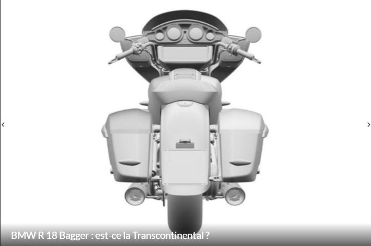 BMW R18 Transcontinental : la version bagger ? Ttrre10