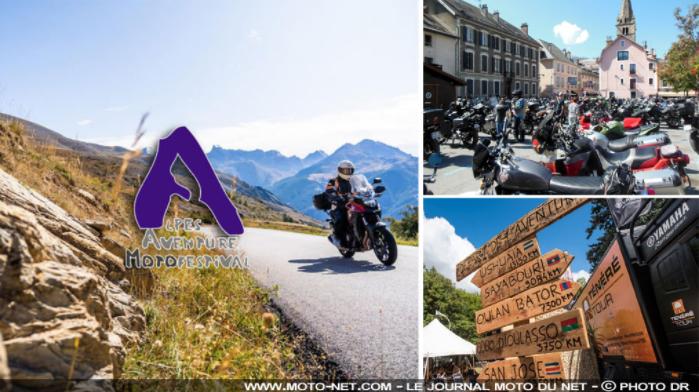 L'Alpes Aventure Motofestival prolongé jusqu'en 2023 à Barcelonnette Tttttt24