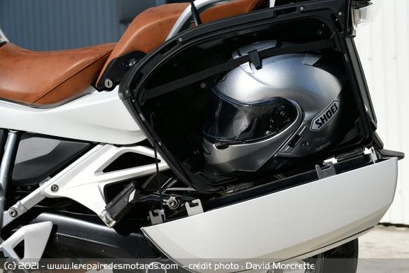 Essai 3500km BMW 1250 RT 2021 (+ vidéo) Valise10