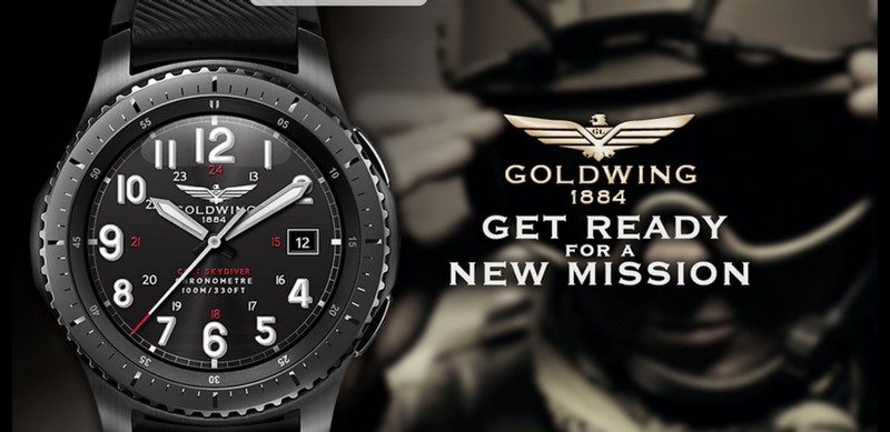 Montre connectée Gear S3 Goldwing Xav49_10