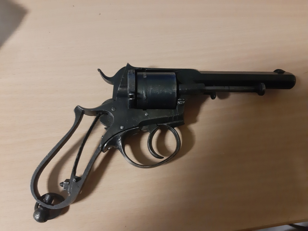 Demande  information  sur un revolver ? 20190513