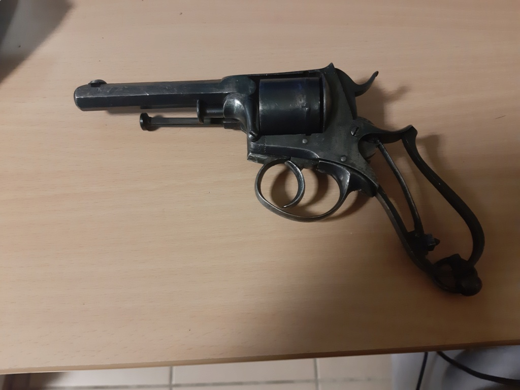 Demande  information  sur un revolver ? 20190514
