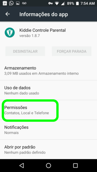 KIDDIE PARENTAL CONTROL - O Melhor Bloqueador de Aplicativos e Usuários do Android 1310