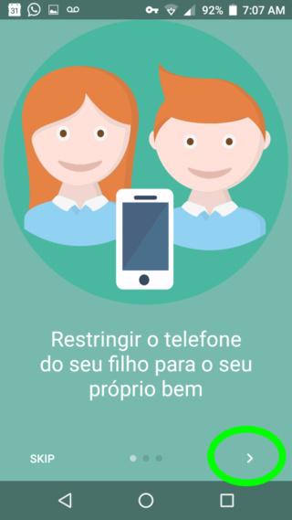 KIDDIE PARENTAL CONTROL - O Melhor Bloqueador de Aplicativos e Usuários do Android 310