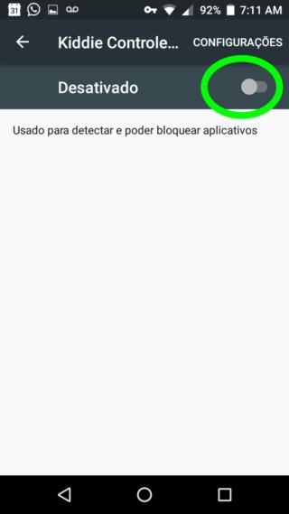 KIDDIE PARENTAL CONTROL - O Melhor Bloqueador de Aplicativos e Usuários do Android 910