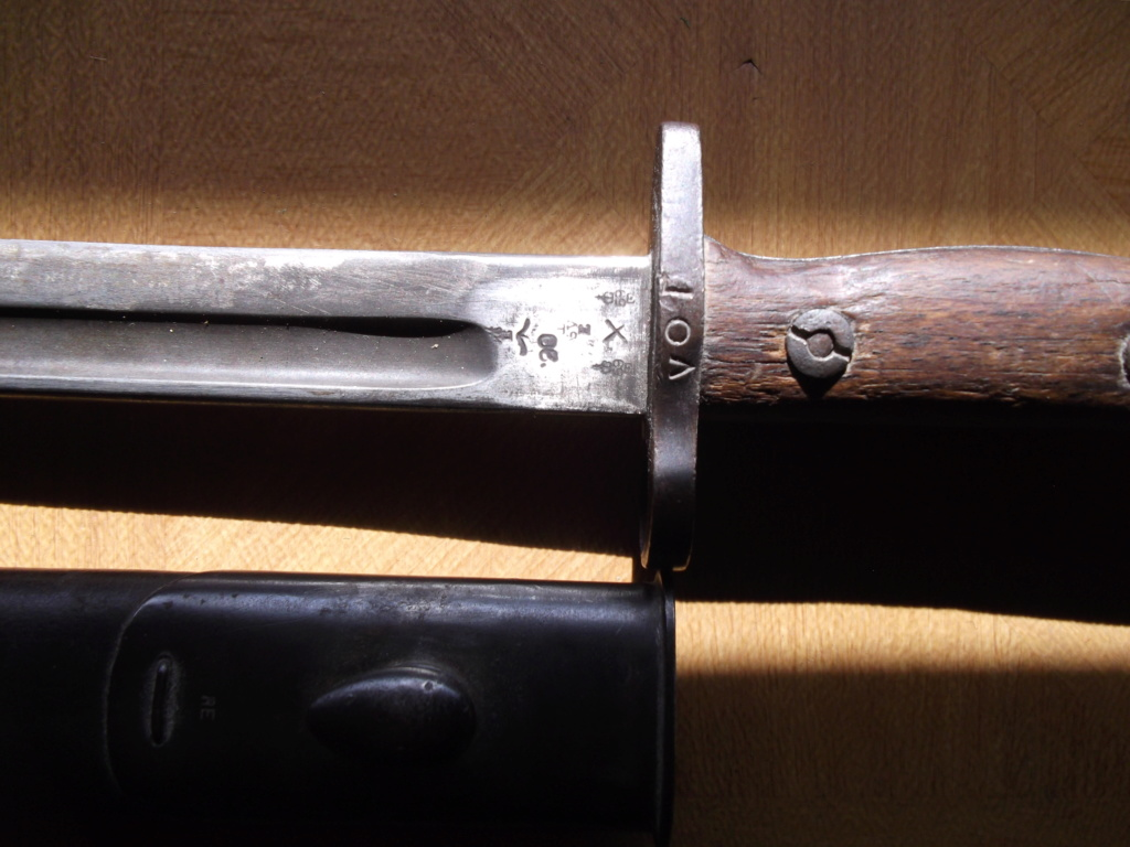 Baionette Enfield 1907 Dscf1221