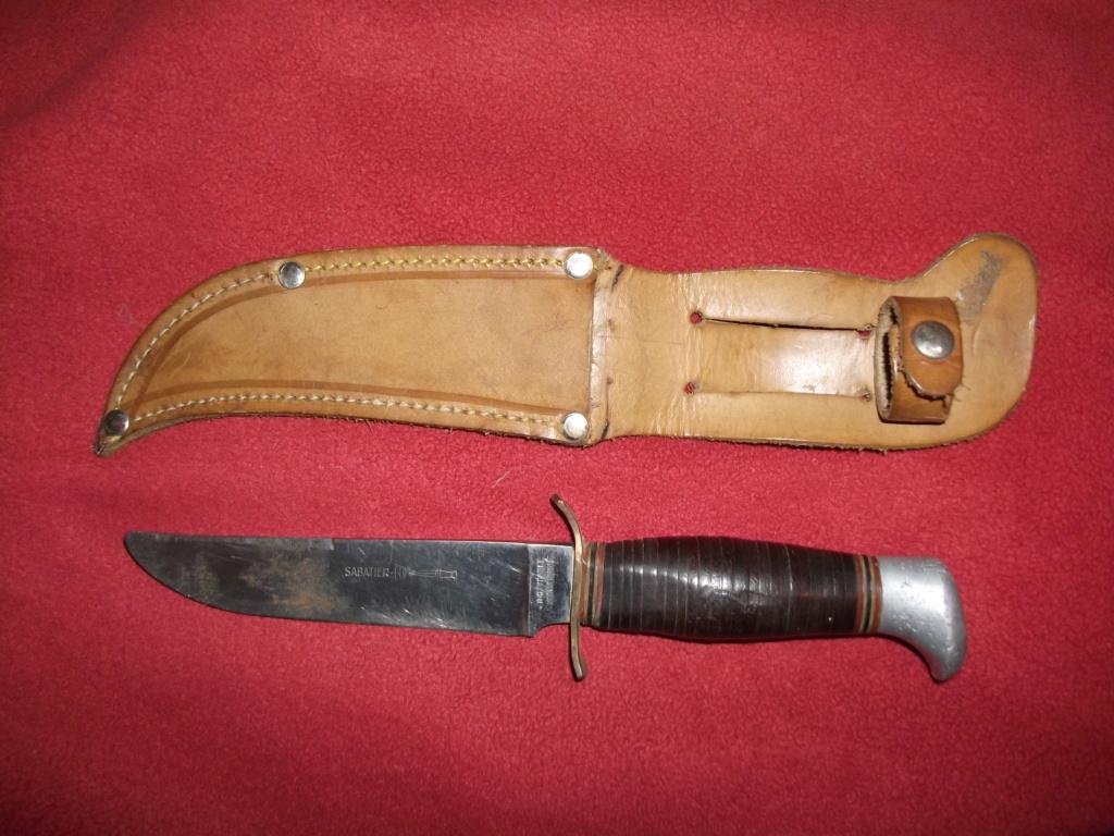 Couteau Sabatier couronné Dscf1227